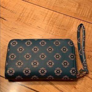 Target brand wristlet wallet